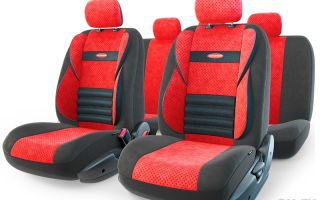 Как выбрать ортопедические чехлы на сиденья автомобиля