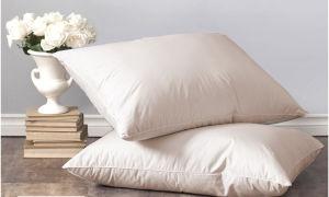 Пуховые подушки: плюсы, минусы и отзывы владельцев