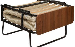 Раскладная кровать тумба — советы по выбору