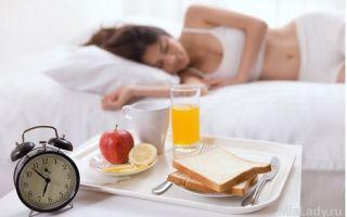 Как правильное питание поможет избавиться от бессонницы