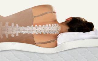 Ортопедический матрас при сколиозе – какой выбрать