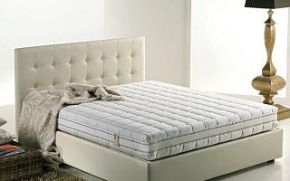 Как выбрать кровать с ортопедическим матрасом