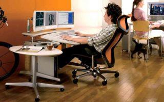 Ортопедическое кресло для работы за компьютером — выбираем компьютерное кресло