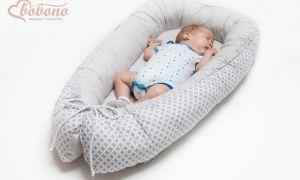 Матрас кокон для новорожденных – обзор, отзывы