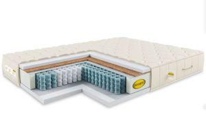 Как выбрать матрас для двуспальной кровати с ортопедическим эффектом