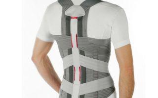 Ортопедический корсет для позвоночника – как выбрать пояс