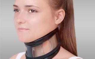 Шейный корсет при остеохондрозе – советы экспертов