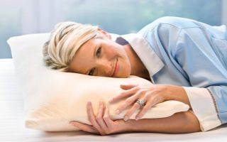 Какая подушка лучше для сна – обзор экспертов, отзывы