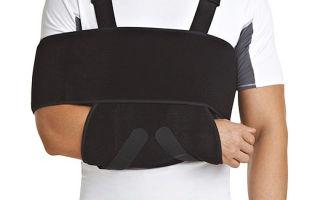 Бандаж (ортез) на плечевой сустав – советы экспертов