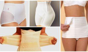 Послеоперационный бандаж – как выбрать, сколько носить