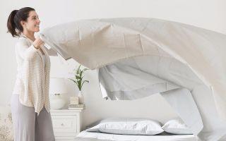 Советы по выбору постельных принадлежностей