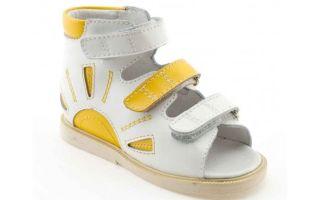Ортопедическая антиварусная обувь для детей – советы экспертов