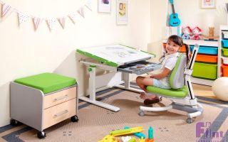 Выбираем эргономичный стул – детский, для работы