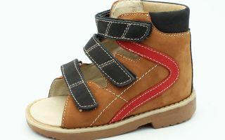 Ортопедическая обувь ортек — особенности, отзывы