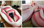 Подушка «обнимашка» — подушка для обнимания
