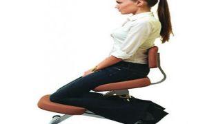 Ортопедический коленный стул с упором – польза или вред
