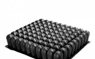 Противопролежневая подушка для лежачих больных, в коляску