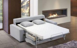 Диван кровать с ортопедическим матрасом — выбираем правильно