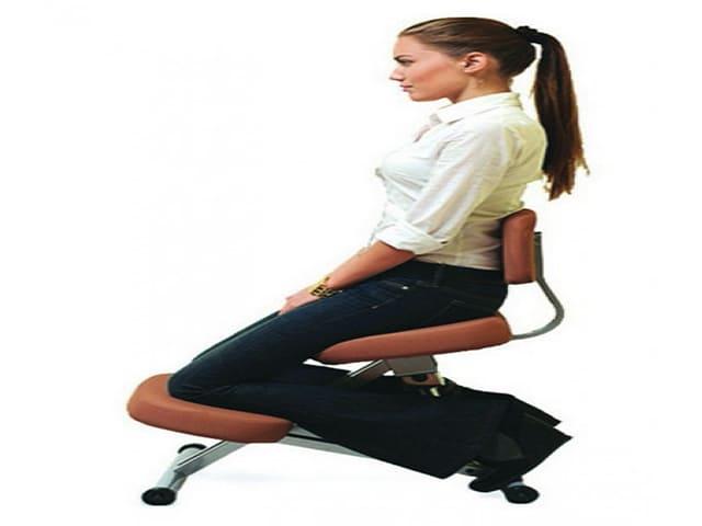 Стул сидеть на коленях