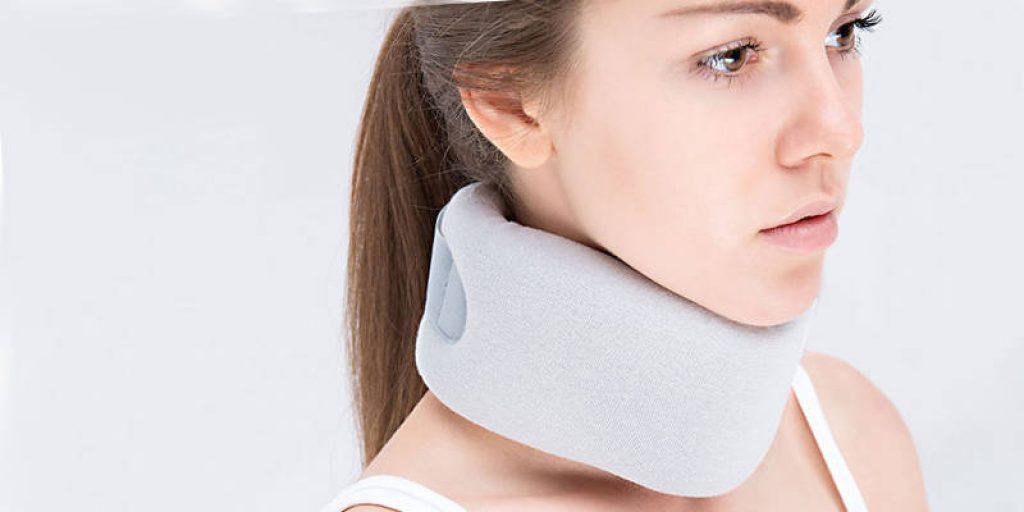 Ортопедический воротник для шеи при остеохондрозе