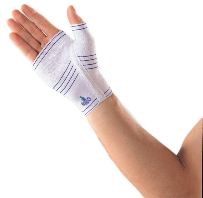 Как выбрать ортез для лучезапястного сустава кисти руки