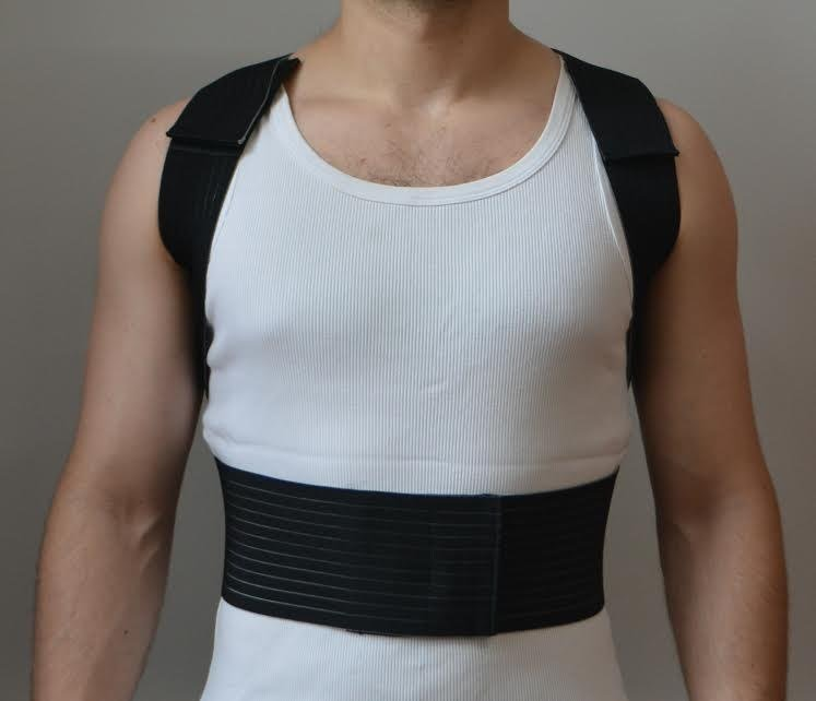 Ортопедические корсеты для грудного отдела позвоночника - советы экспертов