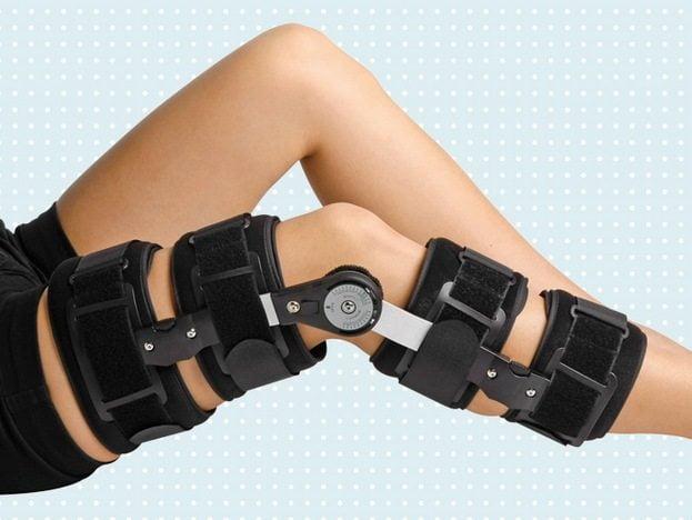 Ортез для коленного сустава - выбираем коленный ортез