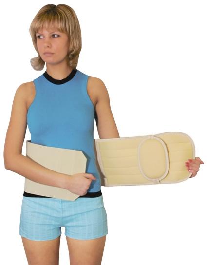 Бандаж от грыжи пупочной для грудничков