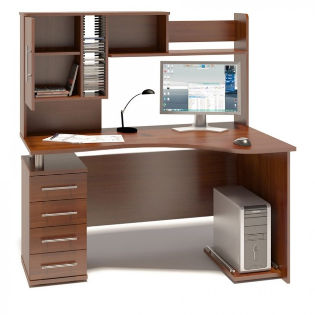 Делаем компьютерный стол своими руками: пошаговая инструкция