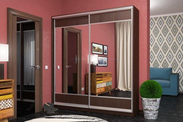 Виды дизайна шкафа-купе: в гостиной, прихожей, спальне и детской