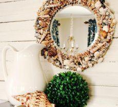 Декор гримерного зеркала своими руками: с чего начать?
