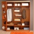 Планировка внутреннего пространства шкафа купе: размеры, дизайн