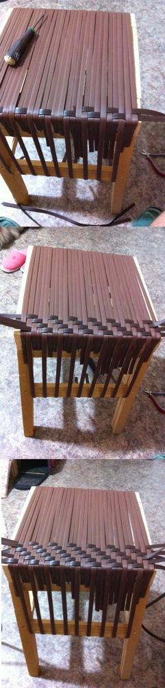 Делаем мебель из искусственного ротанга своими руками: инструкция