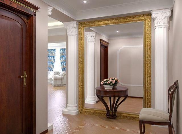 Использование зеркал в доме: хорошие и плохие места по фен-шуй