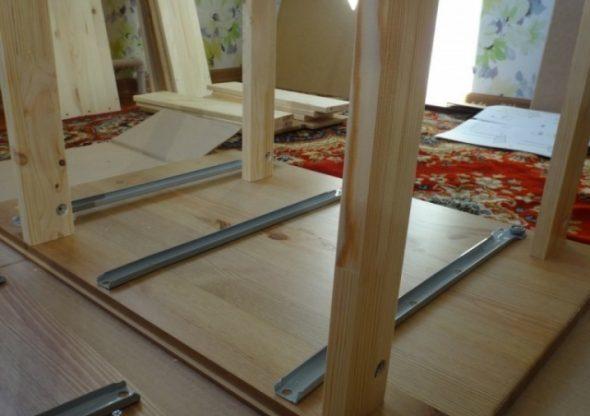 Сборка комода с выдвижными ящиками: подробная инструкция с фото