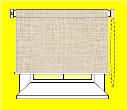 Замер рулонных штор на пластиковые окна: правильное измерение окон