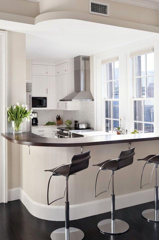 Стол барная стойка: идеи дизайна и оформления современной кухни