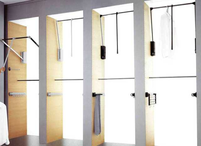 Наполнения шкафа-купе: особенность шкафов-купе в 75 фото