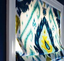 Римские шторы своими руками: пошив, фото и инструкция