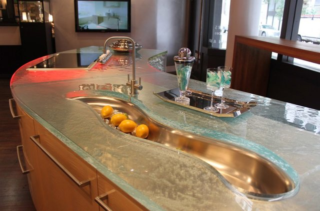 Как обновить столешницу на кухне: советы и идеи