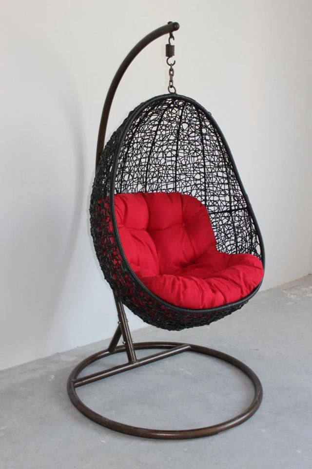 Подвесное кресло для дома или дачи своими руками