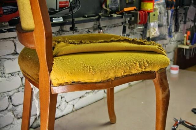 Как перетянуть стулья своими руками: советы и идеи