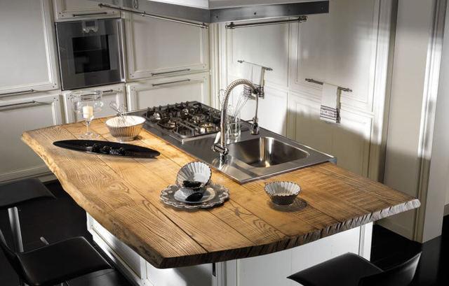 Делаем столешницу для кухни своими руками: пошаговые инструкции