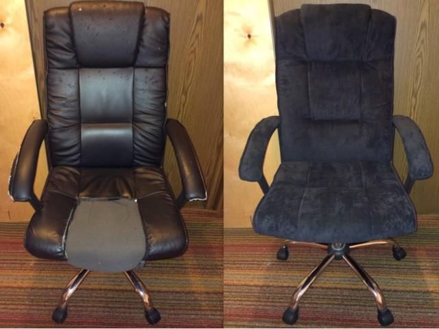 Как перетянуть кресло своими руками пошагово, компьютерное, видео, инструменты для работы