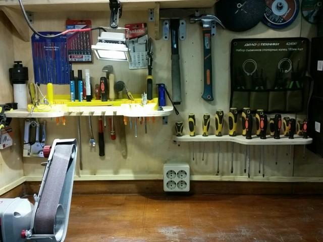 Полки в гараже: чертежи, схемы и интересные варианты изготовления