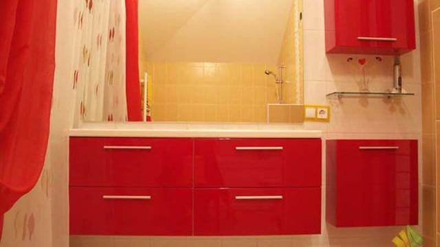 Создаем мебель для ванной комнаты своими руками