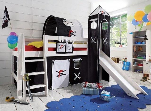 Выбор мебели в комнату для мальчика: фото стилей в интерьере
