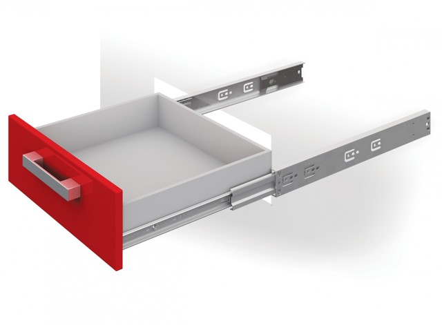Выдвижные ящики: разновидности и преимущества использования