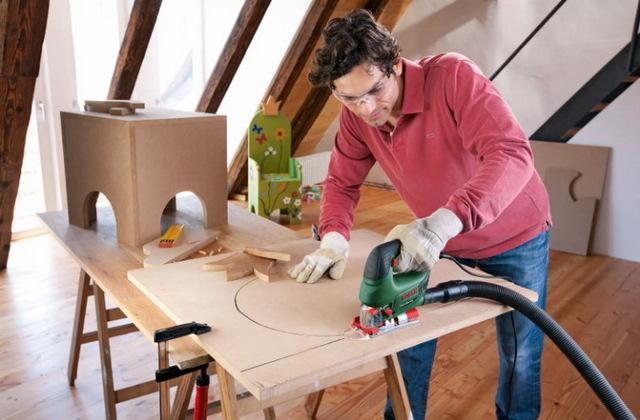 Мебель из фанеры: особенности обработки, сборки и декорирования