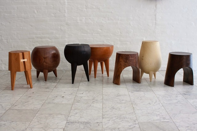 Дизайнерская мебель из дерева в современных стилях интерьера